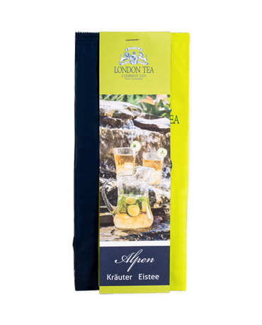 London Tea, Alpenkräuter Eisteee, 160g