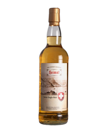 Z'Graggen, Heimat, Swiss Single Malt, 70 cl
