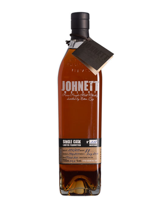 Johnett, Single Cask N°117, 70 cl