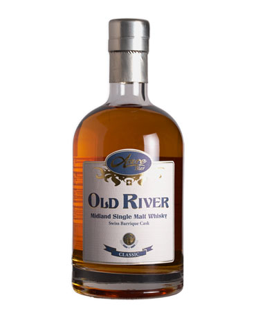 Old River Classic, Midland Single Malt Whisky, 70 cl