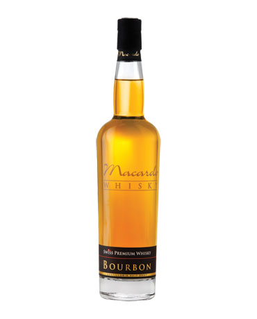 Macardo, Swiss Bourbon Whisky, 70 cl