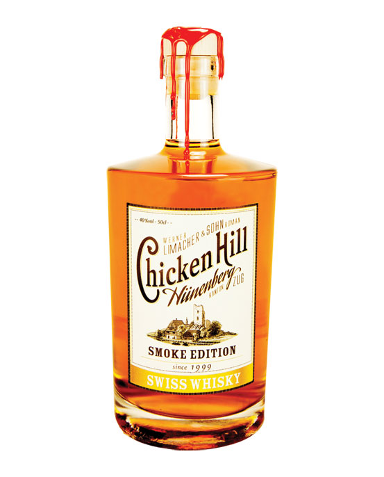 ChickenHill, Smoke Edition, 50 cl